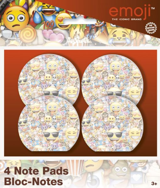Emoji Shaped Notepads (4)